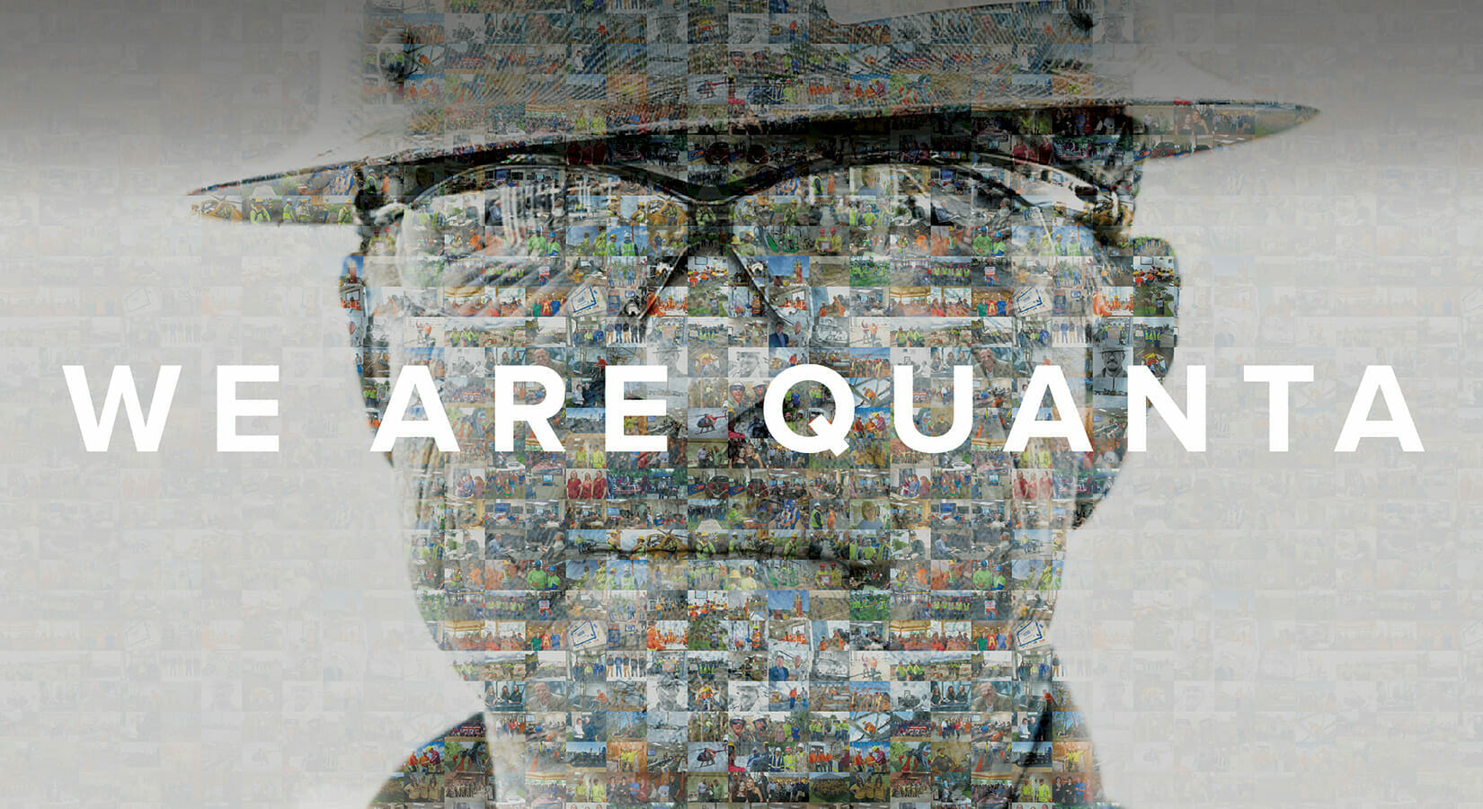We are Quanta Logo