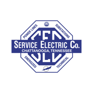 Service Electric Co Logo